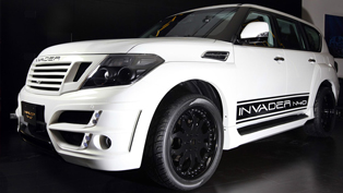 Invader N40 to be unveiled at 2012 Geneva International Motor Show