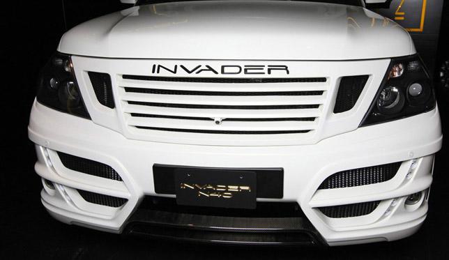Invader N40