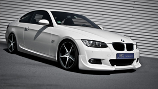 JMS BMW E 92/93 offers now even more style