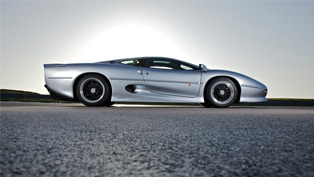 Jaguar XJ220 20 Years Later