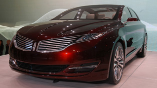 lincoln mkz concept debuts at naias