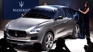 Maserati Kubang SUV Concept