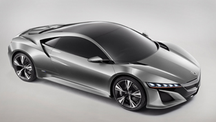 Acura Unveils Three New Vehicles: Acura ILX Concept, 2013 Acura RDX and Acura NSX Concept