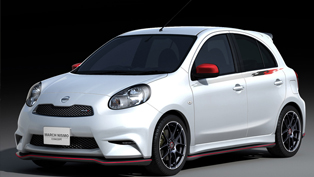 Nissan March Nismo Concept