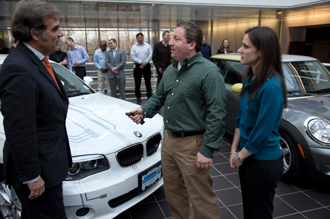 2012 BMW All-Electric ActiveE