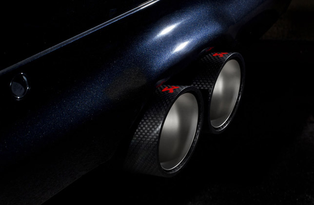 Akrapovic Evolution Exhaust