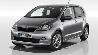 Skoda Citigo 5-door World Debut at Geneva