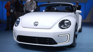 2012 Volkswagen E-BUGSTER Concept – Volkswagen Beetle in E-lectrifying Disguise!
