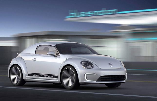 2012 Volkswagen E-Bugster Concept