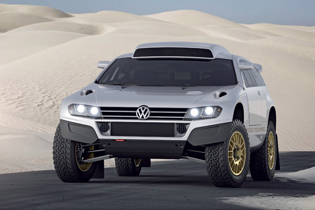 VW Touareg Magic Morning (2012)