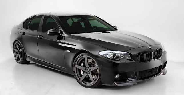 Vorsteiner BMW 5-Series F10 VMS (2012)