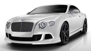 Vorsteiner Bentley Continental GT BR-10 [video]