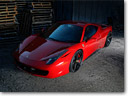 Vorsteiner VS-130 Series for Ferrari 458 Italia And BMW F10 5 Series
