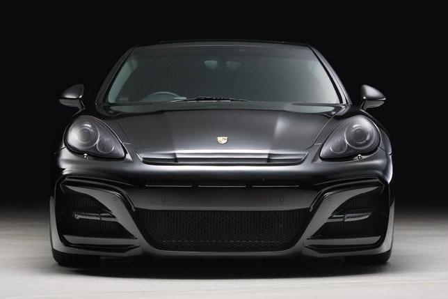 Wald Porsche Panamera S Black Bison