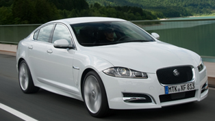 Jaguar XF again awarded as