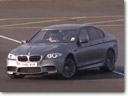 Will it drift? - 2012 BMW F10 M5 [video]
