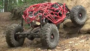 the extreme offroader - showtime [video]