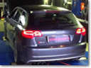 Romeo Ferraris Audi RS3 [video]