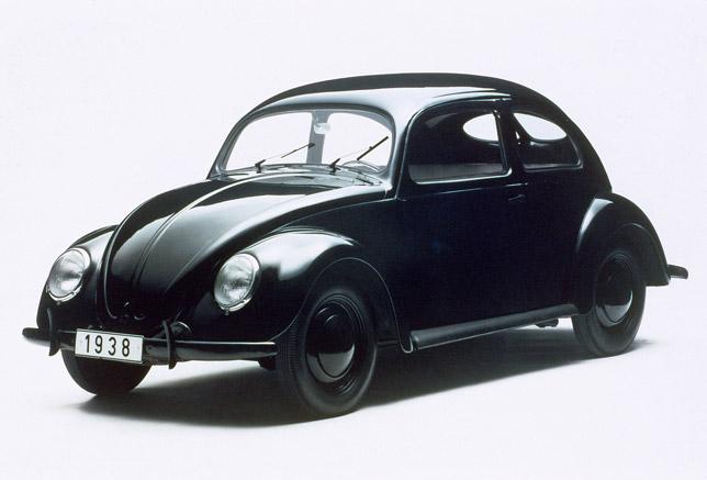 1938 Volkswagen Beetle Original