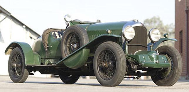 1931 Bentley 4,5 -Liter