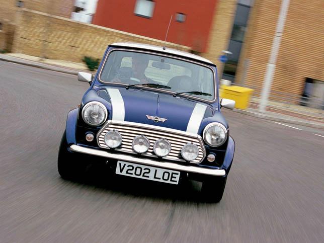 2000 Mini Cooper Classic