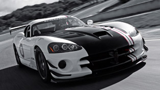 Dodge Viper ACR-X - Nurburgring lap - 7:03:058 [video]
