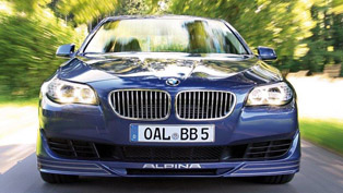 2012 Alpina B5 Bi-Turbo - 540PS and 730Nm