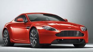 2012 Aston Martin V8 Vantage - Price £84 995
