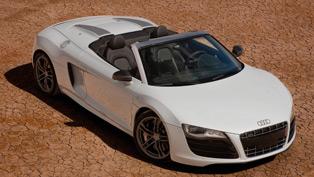 Audi GT R8 Spyder Price - $210,000