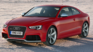 2012 Audi RS5 - UK Price £58 725 OTR