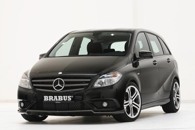 Mercedes Brabus B-Class (2012)