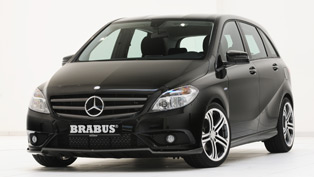 brabus b-class project