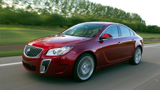 Buick Regal Lineup with Drivetrain Changes