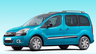 2012 Citroen Berlingo Multispace and Citroen Dispatch Combi