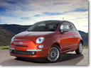 "2012 Fiat 500 is ""Best Car"" according to ""Travel + Leisure"" Annual Design Awards"