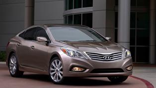 2012 Hyundai Azera Pricing - $32 000