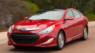Hyundai Sonata featured in the 2012 Greener Choices List