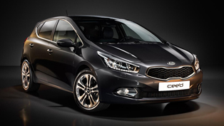 2012 Kia Cee'd to debut at Geneva Motor Show