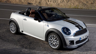 2012 MINI Roadster: the first open-top two-seater model