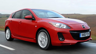 2012 Mazda3 Upgraded - UK Price £13 495