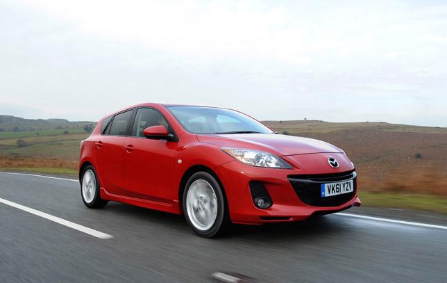 2012 Mazda3 Upgraded