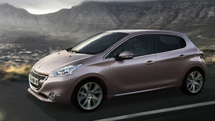 """Let your body drive"" - the call of the 2012 Peugeot 208"