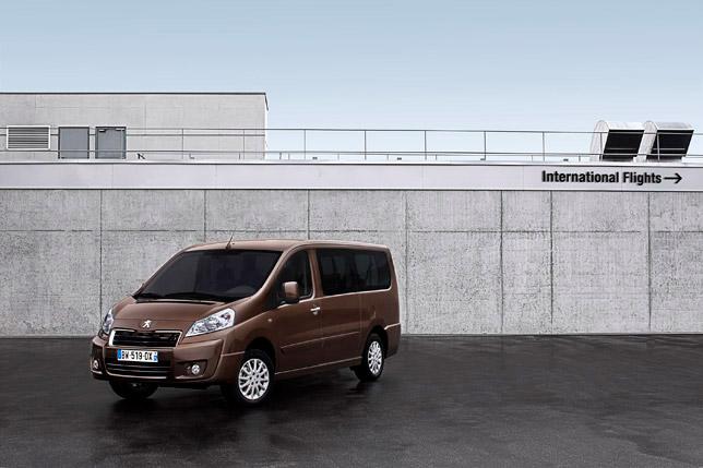 2012 Peugeot Expert