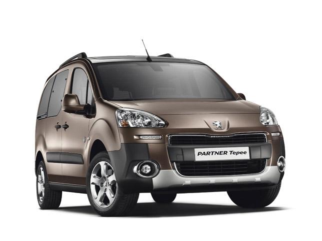 2012 Peugeot Partner Tepee
