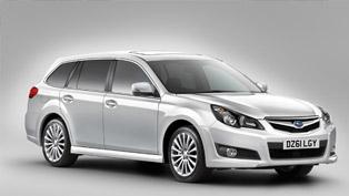 2012 Subaru Legacy Tourer - Price £26 865
