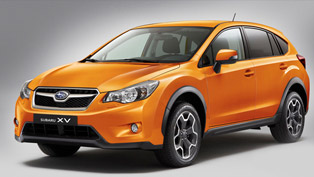 2012 Subaru XV with Five Star Rating in Euro NCAP Safety Test [VIDEO]