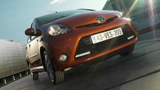2012 Toyota Aygo - Price £8 495