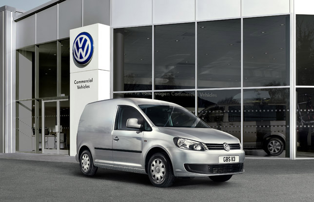 2012 Volkswagen Caddy Match Special Edition