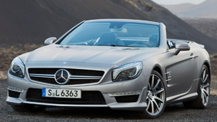 2012 Mercedes-Benz SL63 AMG [HD video]