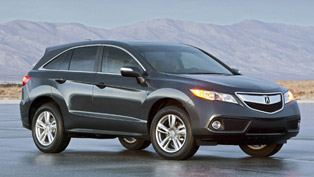 2013 Acura RDX Crossover SUV - Pricing